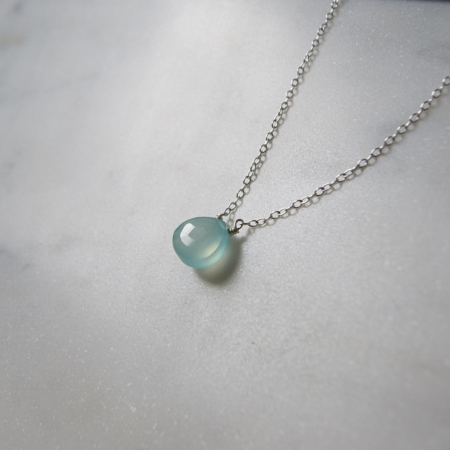 aqua-chalcedony-necklace