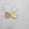 brass-teardrop-hoop-earrings