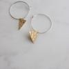 brass-triangle-hoops