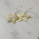 open-star-brass-hoop-earrings